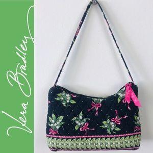 ❤️ Vera Bradley Small Shoulder Zip Tote Bag Purse